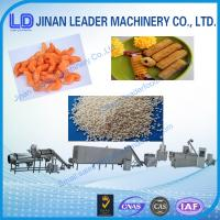 Buy cheap Core Filling Inflating Snacks process line from wholesalers
