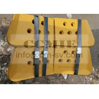 Buy cheap SD16 cutting edge and end bit Shantui bulldozer parts 16y -81-00002 , 16Y -81-00003 from wholesalers