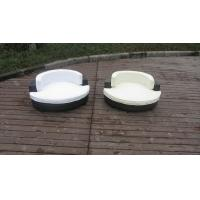 Buy cheap Washable Plastic Wicker Pet Bed , Lovely Rattan Dog Sleeping Bed from wholesalers