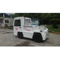 Buy cheap 5-6 H Charging Time Ecological Electric Tow Tractor With Tow Vehicle from wholesalers