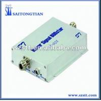 Buy cheap GSM900MHz&3G 2100MHz Dual band mobile signal repeater/cell phone signal booster ST-92A coverage 500 suqare meters from wholesalers