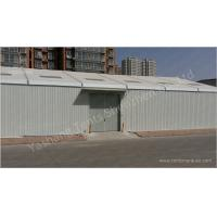 Durable Custom Big Industrial Storage Tents With Corrugated Sheet Wall of tentsmarquee