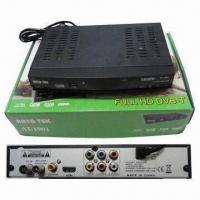 Buy cheap Iran DVB-T Reciever with MPEG4/FTA/HDMI/USB/PVR and Mstar 7818, RT810 from wholesalers