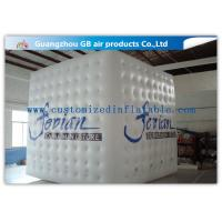 Buy cheap Square Inflatable Helium Balloons For Display Show Digital Printing product