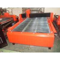 Buy cheap 6mm Aluminum 63A Table Top Plasma Cutter 380v / 220v 1300*2500mm from Wholesalers