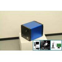 Buy cheap Black HD Microscope Camera , High Resolution Mini Microscope Camera With Power Supply from wholesalers