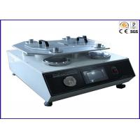 Buy cheap ISO5470 PLC Control Martindale Abrasion and Pilling Textile Testing Equipment with PLC control from wholesalers