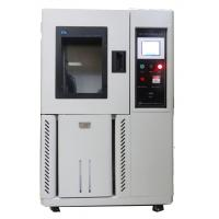 Buy cheap Customized 225L Temperature Humidity Chambers , Stainless Steel Plate Testing Equipment product