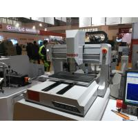 Buy cheap Precision Desktop CNC Router Machine With T Slot Table , Portable CNC Router from wholesalers