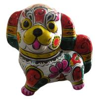Buy cheap 2018 hot sale chinese gift  prosperous wealth dog with business gift or home adornment from wholesalers