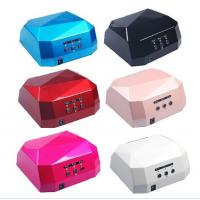 Buy cheap 2013 Hotsale Professional Use Nail Art Lamp 18W CCFL UV&LED Nail Lamp for all Gel Nails Curing from wholesalers