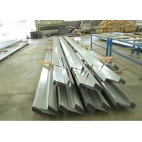 Buy cheap Color Steel CZ Purlin Roll Forming Machine , Sheet Roll Forming Machine product