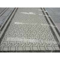 Buy cheap simple marble medallion with 3d feeling from wholesalers