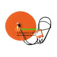 Buy cheap round silicone rubber pad heaters, silicone flexible heaters with digital thermostat, silicone flexible heating mat from wholesalers