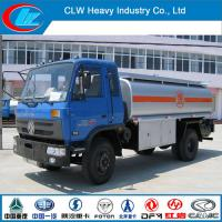 Buy cheap 10000L Dongfeng Euro3 Fuel delivery tank for Sales from wholesalers
