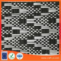 Buy cheap Woven papyrus faux straw raffia fabric type cloth for shoes handbag hat etc from wholesalers