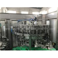 Buy cheap Beer Glass Bottle Filling Machine With Multi Washing Filling Capping Heads from wholesalers