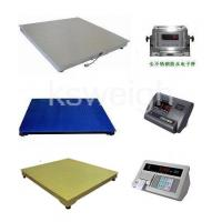 Buy cheap platform weighing scale,weight scale,floor weigher from wholesalers