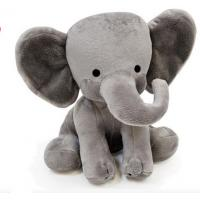 Buy cheap Freeuni Promotional Customized Grey Elephant Stuffed Animal Of the plush toys with100% pp from wholesalers