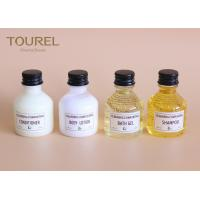 Buy cheap Popular Design Luxury Hotel Toiletries Disposable Set Printed Logo from wholesalers