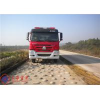 Buy cheap Rotatable Structure Fire Fighting Vehicles Pump Flow 90L/S Max Power 276KW from wholesalers