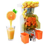 Buy cheap Floor Standing Commercial Orange Juicer Machine For 40mm - 90mm Orange from wholesalers