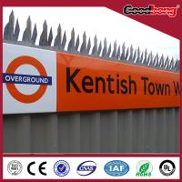 Buy cheap Thermoforming Plastic Advertising Signboard , plastic billboard from wholesalers