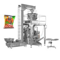 Buy cheap automatic filling machine Date palm nut packaging machine,Manufactory vertical fill seal potato chips packaging machine from wholesalers