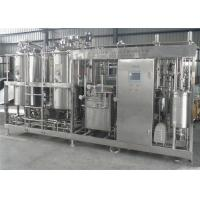 China UHT Milk Production Line 1000L From A To Z Fully Automatic Type ISO Certified on sale