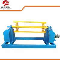 Buy cheap Automatic Steel Cut To Length Line Machine 5 Tons Bearing Electric Decoiler from wholesalers