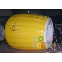 Buy cheap Human Hamster Large Inflatable Water Toys Crazy Waterproof For 2 Players from wholesalers