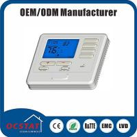 Buy cheap Heating and Cooling Room Temperature Heat Pump Thermostat Menu Driven Programmable from wholesalers