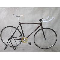 Buy cheap 700*23C single speed cro-moly fixed gear bike from wholesalers