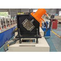 Buy cheap PLC Control Galvanized Steel Roller Shutter Roll Forming Machine With High Speed product
