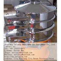 Buy cheap vibrating sieve for tomato paste from wholesalers