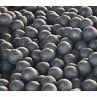 Buy cheap OD 20-150mm Forged Steel Grinding Balls Surface Hardness 58-65HRC Volume Hardness 57-64HRC product