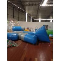 Buy cheap Unique Design Inflatable Sports Games , Inflatable Bunker Paintball For Obstacle Games from wholesalers
