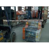 Buy cheap Industrial Waste Cardboard Box Shredder For Loose / Baled Type Old Clothes from wholesalers