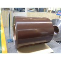 Buy cheap PVDF Color Coated Aluminum Coil High Flexibility Thickness 0.20-2.00mm from wholesalers