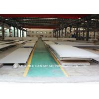 Buy cheap BA Finish Hot Rolled Stainless Steel Sheet 904L Austenite Steel Non - Magnetic from wholesalers