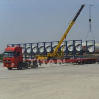 Buy cheap Extendable Telescopic Blade Semi Trailer for Windmill Turbine Blade Transportation from wholesalers
