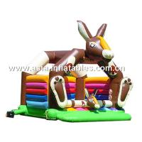 Buy cheap Commercial bounce houses combo,inflatable bounce houses,inflatable combos from wholesalers
