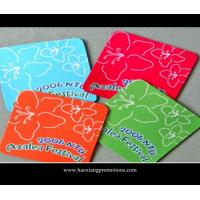 Buy cheap new design wholesale coaster popular in Europe colorful slate coaster from wholesalers