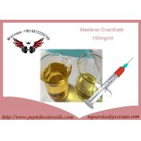 Buy cheap Bodybuilding Injectable Anabolic Steroids Masteron Enanthate 150mg/ml Pre-Mix Injectable from wholesalers