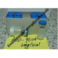 Buy cheap 2mg/vial Human Growth Hormone Weight Loss Steroids AOD-9604 for Fat Loss from wholesalers
