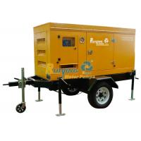 Buy cheap 4 Cylinders in line 24kw 30KVA diesel generator set 1500rpm standby genset from wholesalers