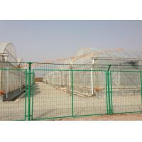 Buy cheap Square Vinyl Coated Wire Fence , Welded Wire Fence Panels Long Service Life from wholesalers