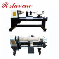 Buy cheap Best selling star products Mini CNC Wood Turning Lathe for round beads in 2019 from wholesalers