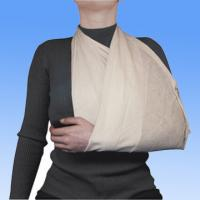Buy cheap Triangular Bandages Cotton/Non-woven, 40s  66X60 UK market from wholesalers
