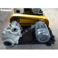 Buy cheap Tobee® 1.5x1 inch Warman diesel engine golds pumps from wholesalers